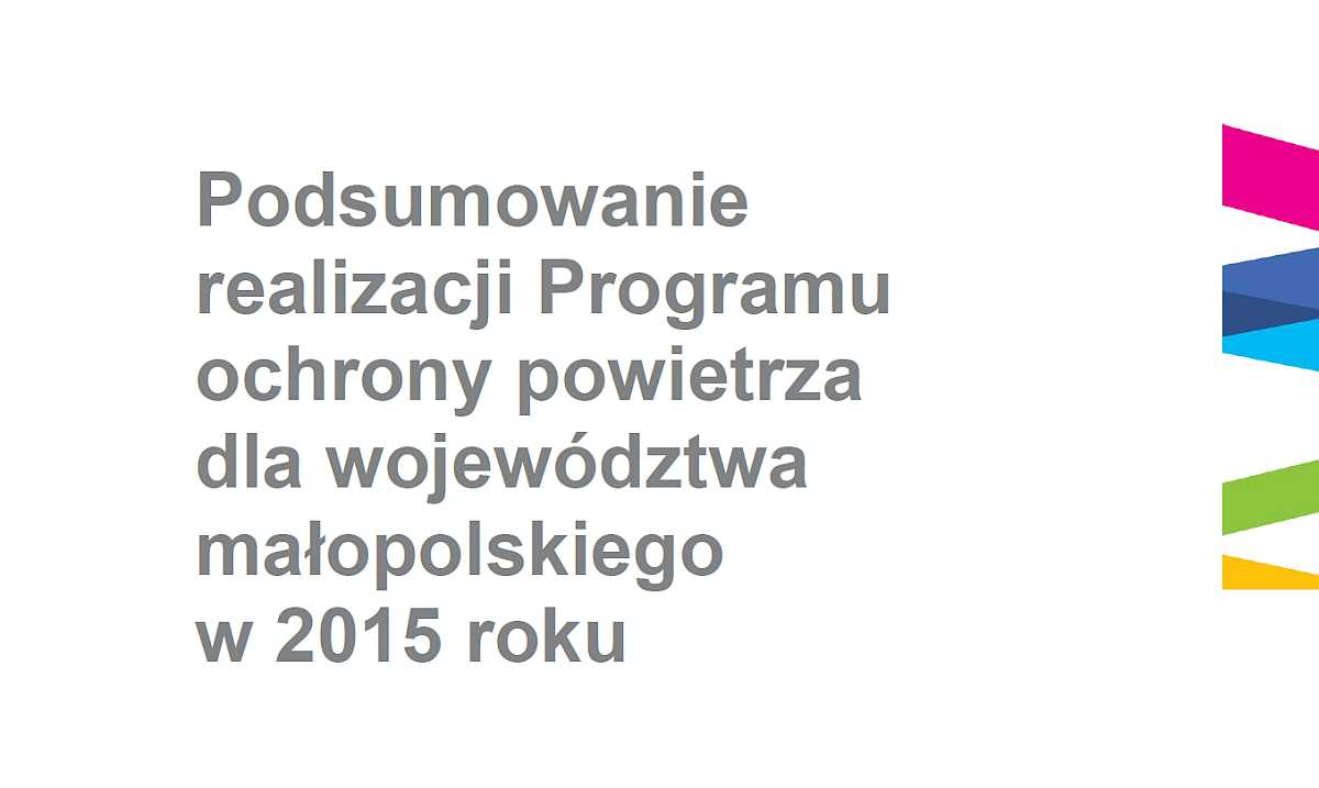 raport_ochrona_powietrza_małopolska