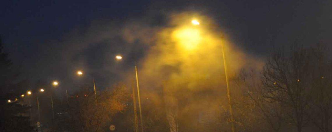 ograniczanie niskiej emisji