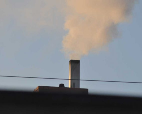 Formularz ekointerwencji w walce czystsze powietrze