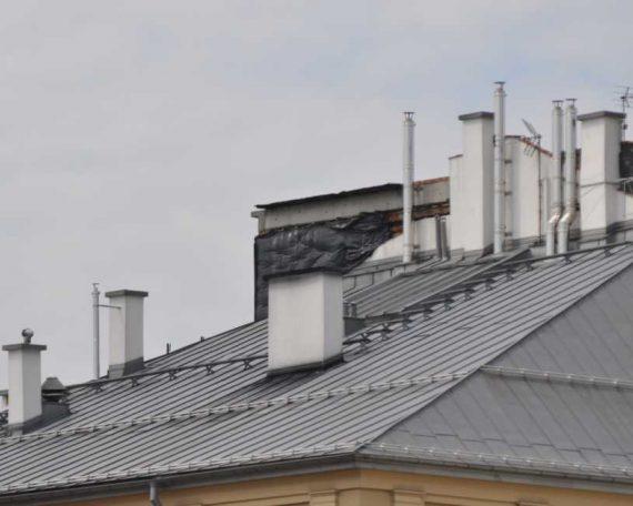 Powietrze w Krakowie poprawia się